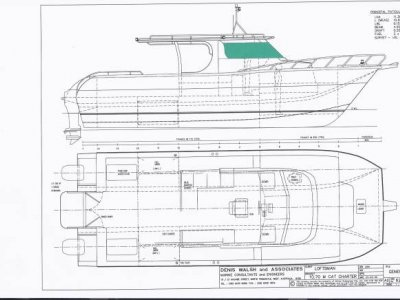 New Razerline 10.7 m Catamaran