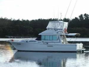 Steber 36 Sport Cruiser