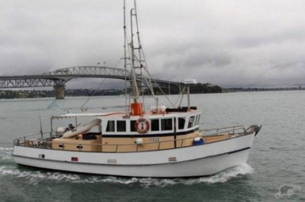 Converted Trawler