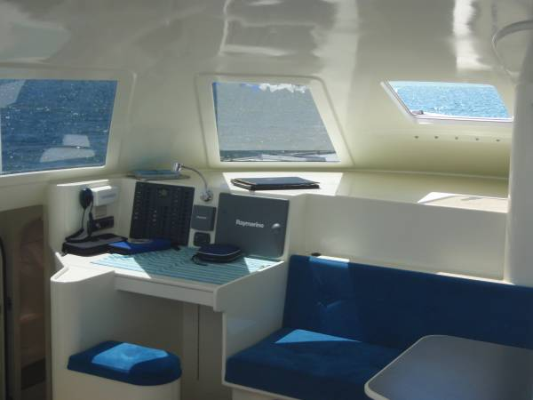 Schionning 1250 Cosmos Boat Sold