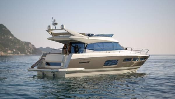 New Prestige 550 Flybridge