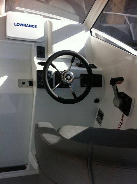 New Razerline 7.2 Centre Cab