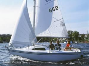 New Catalina 18