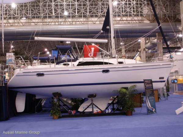 New Catalina 315