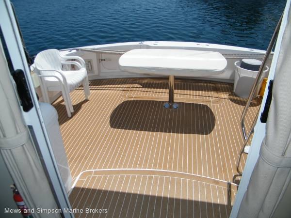 Caribbean 47 Enclosed Flybridge 1/3 Share