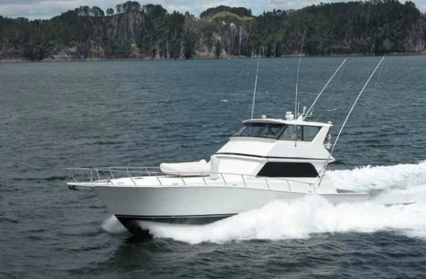 Viking 58 Game Boat