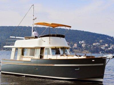 New Rhea Trawler 36