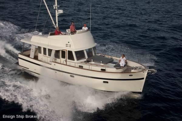Rhea trawler 43