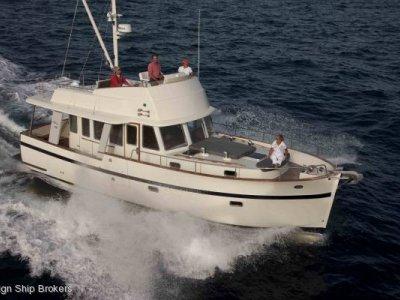 New Rhea Trawler 43