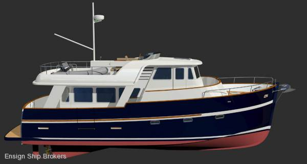 New Rhea Trawler 47