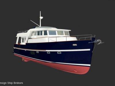 New Rhea Trawler 57
