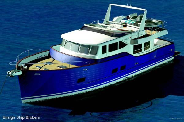 Rhea Trawler 67