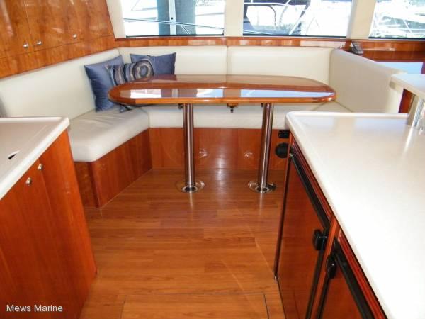 Riviera 60 Enclosed Flybridge