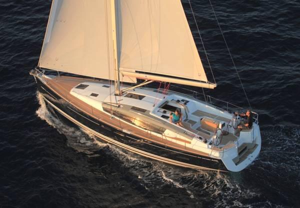 New Jeanneau Sun Odyssey 44ds