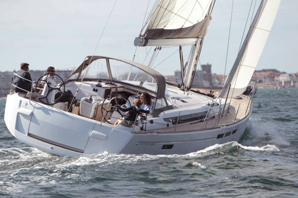New Jeanneau Sun Odyssey 519