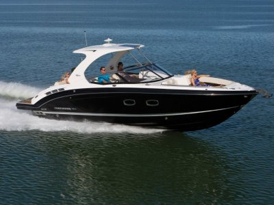 New Chaparral 337m Ssx Bowrider