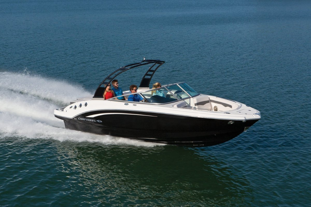 Chaparral Bowrider 246 SSi