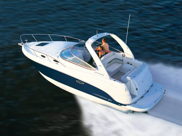 New Chaparral 290 Cruiser
