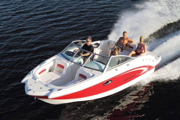 New Chaparral 224 Sunesta