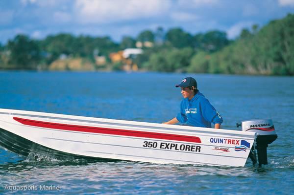 Quintrex 350 Explorer