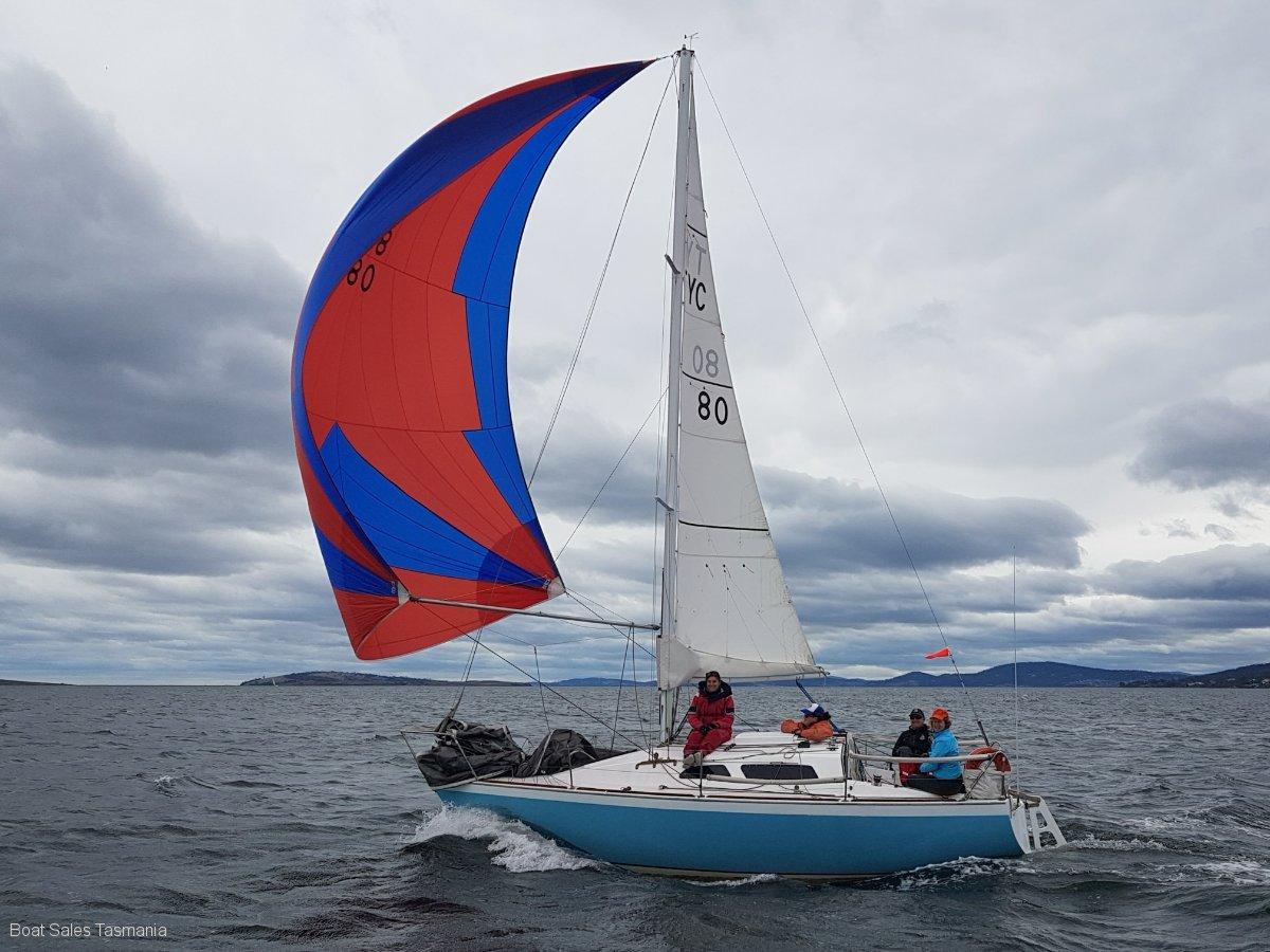 Westerly 24 39 Trumps 39 Sail Monohulls Boat Sales Tasmania