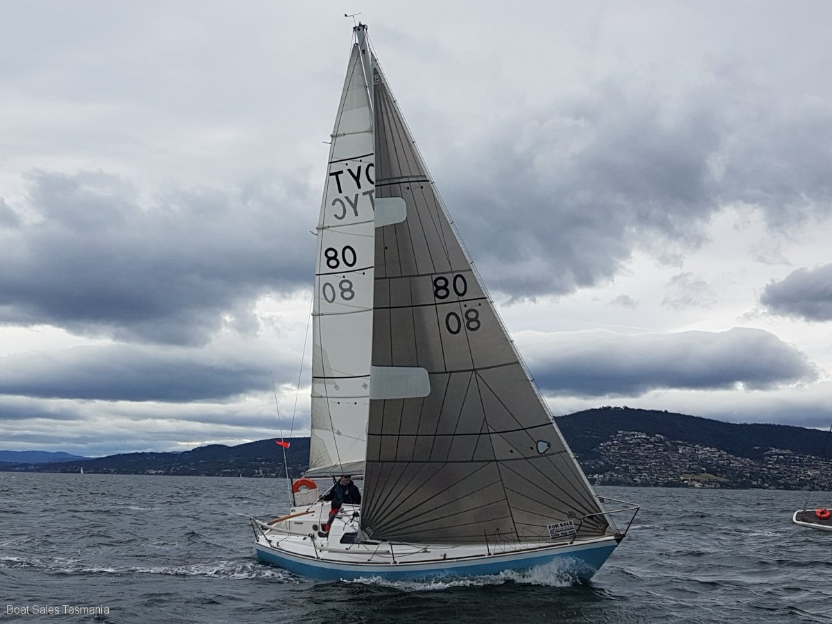 Westerly 24 'Trumps'
