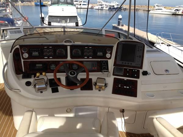 Sea Ray 480 Sedan Bridge