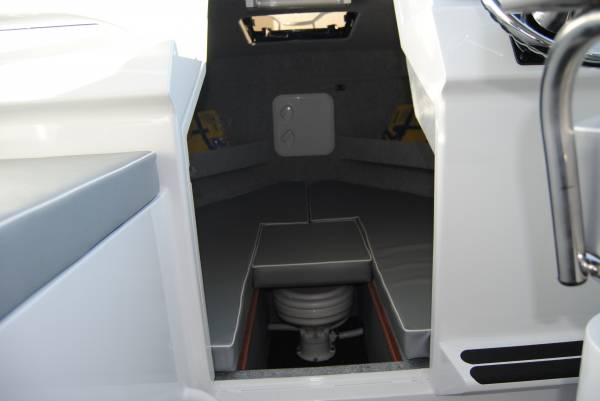 Preston Craft 7.5m Thunderbolt