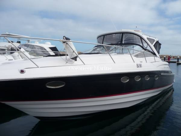 4460 Commodore Cabin Cruiser