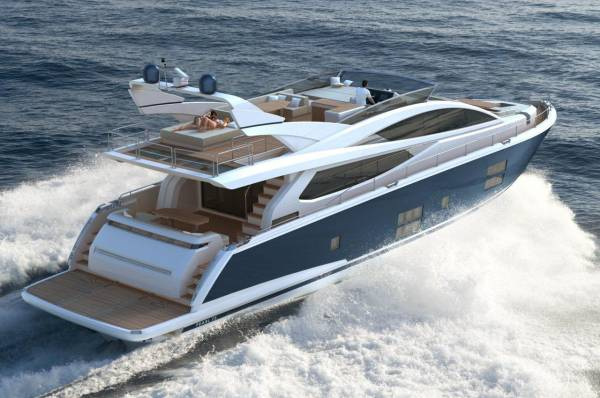 New Pearl 75 Motor Yacht