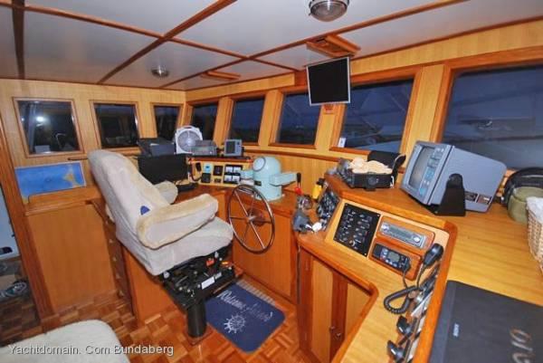 Long Range Expedition Trawler