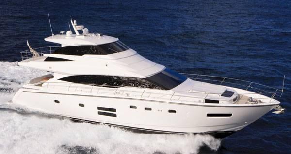 Johnson Motor Yacht