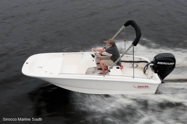 New Boston Whaler 130 Super Sport