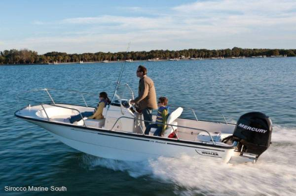 New Boston Whaler 170 Montauk