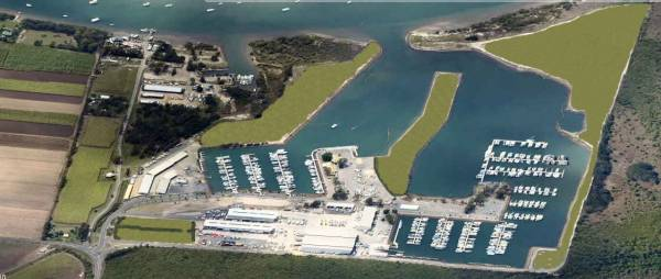 12 Metre Berth, Horizon Shores Marina, Arm P 78