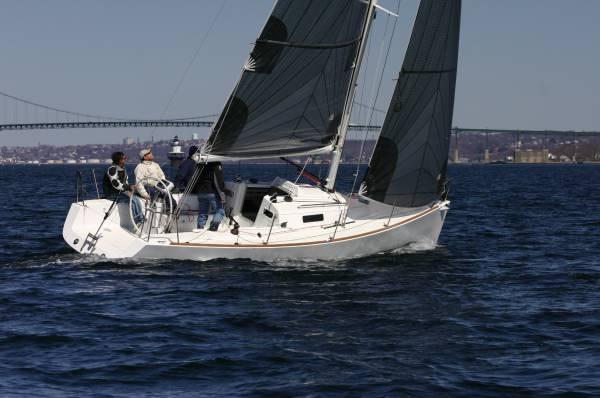 New J Boats J/95