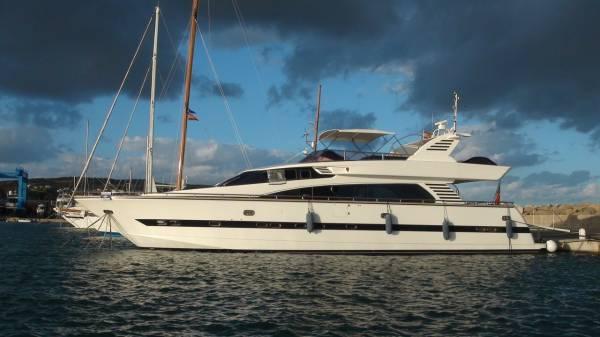 Horizon Elegance 76 Motor Yacht