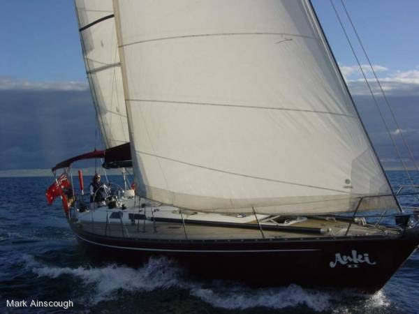 Baltic 42 Dp The Ultimate Ior Cruiser/Racer, by Baltic Yachts