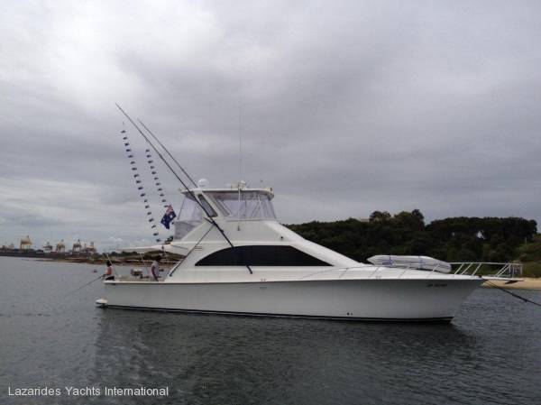 Used ocean 48 ss for sale boats for sale yachthub for Ocean yachts 48 motor yacht for sale