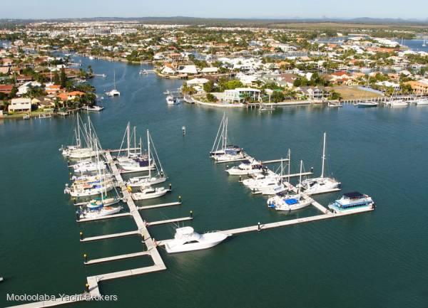 15m Multi Hull Marina Berth For Sale at Mooloolaba Marina