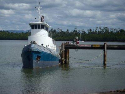 Steel 90' Oceangoing Tugboat