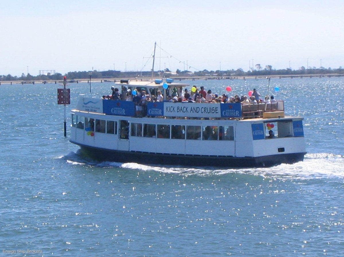 Norman Wright Passenger Ship