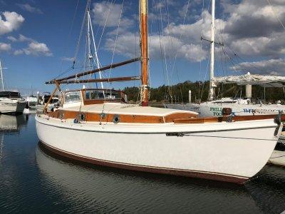 Alan Payne Sloop 28' Historic Australia Sailboat
