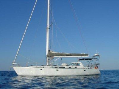 Van De Stadt 48 Samoa performance cruising cutter- Click for more info...