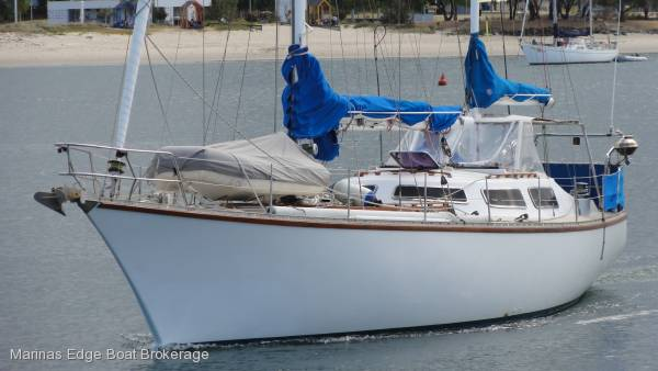 Custom Designed Cutter Rigged Ketch