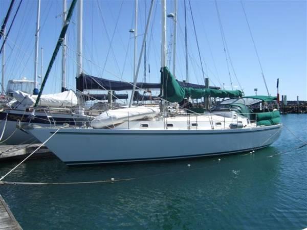 Ganley 39 Steel Yacht