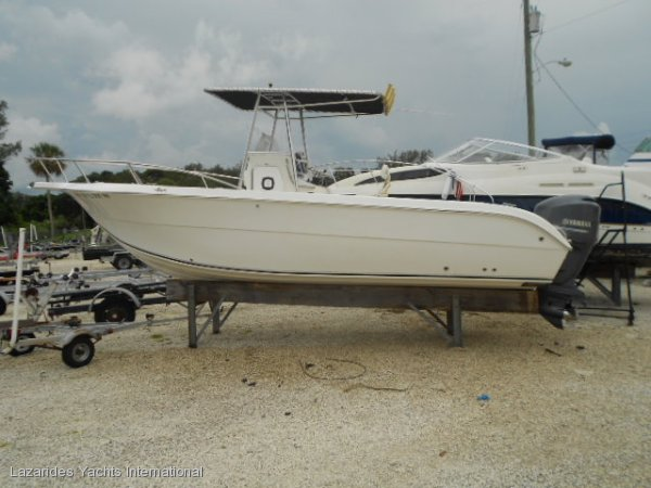 Sea Fox 257