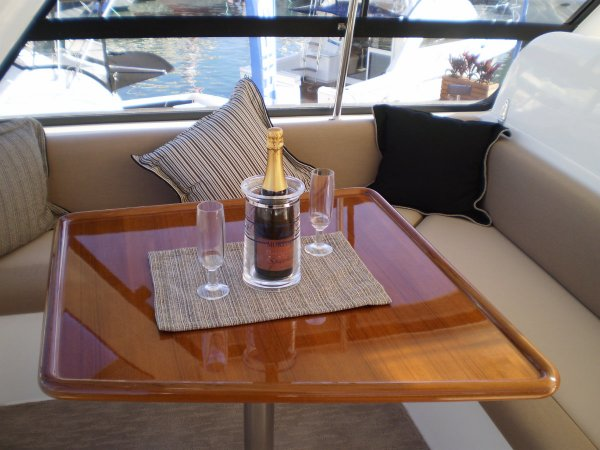 New Caribbean 49 Flybridge Cruiser