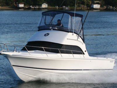 New Caribbean 27 Flybridge Sports Fisherman Brand New