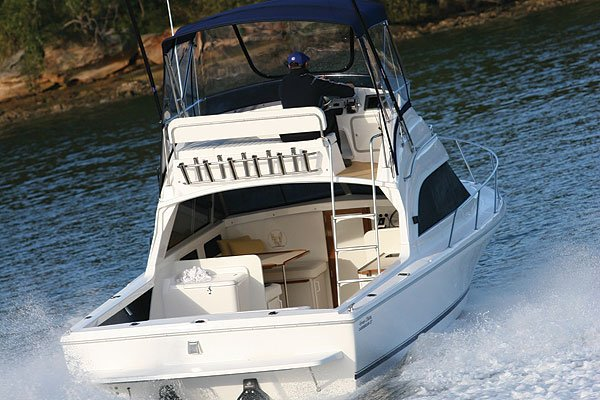 Caribbean 27 Flybridge Sports Fisherman Brand New